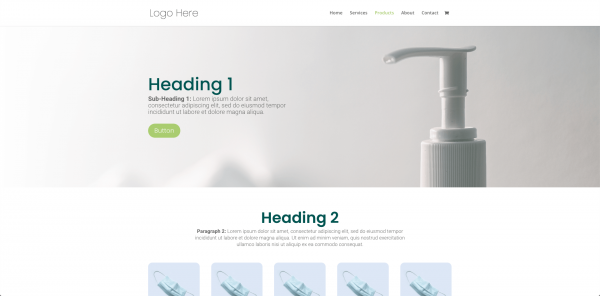 Website Design: Advanced