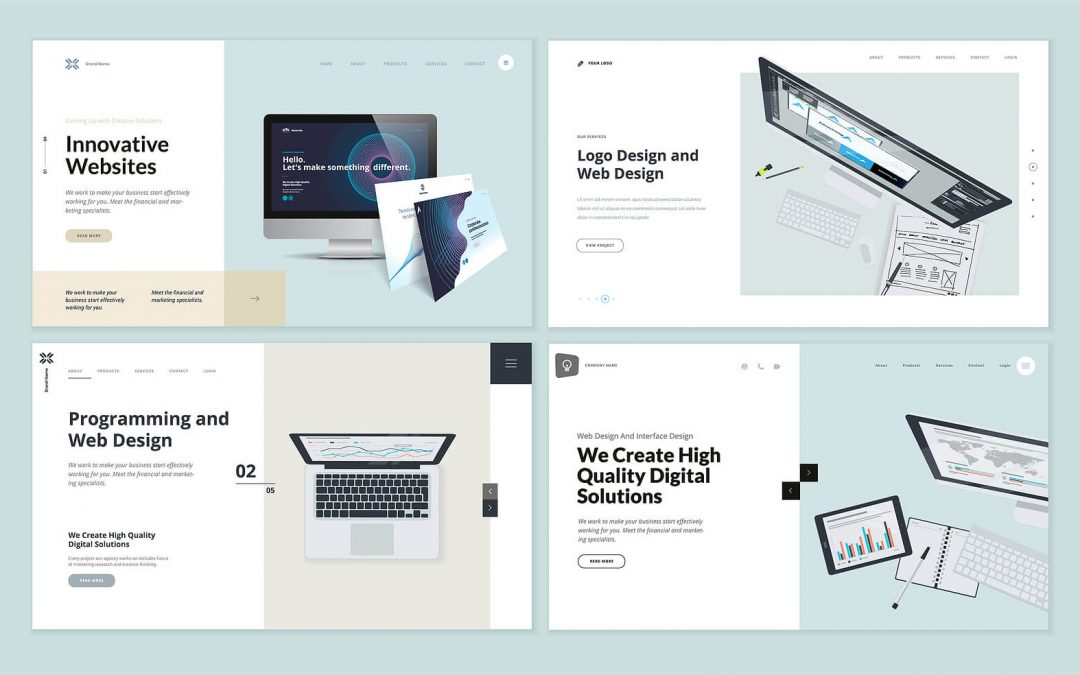 Essential Elements Your Homepage Needs